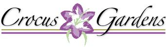 Crocus Gardens Logo